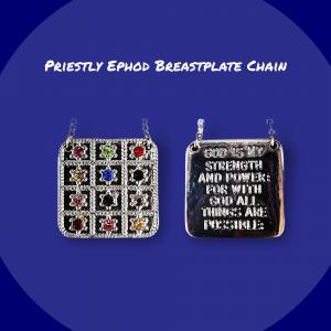Priestly Ephod Breastplate