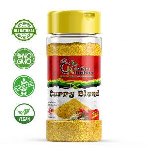 CK Curry Blend (Hot)
