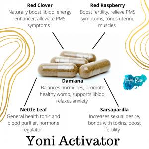 Yoni Activator (120 Capsules)